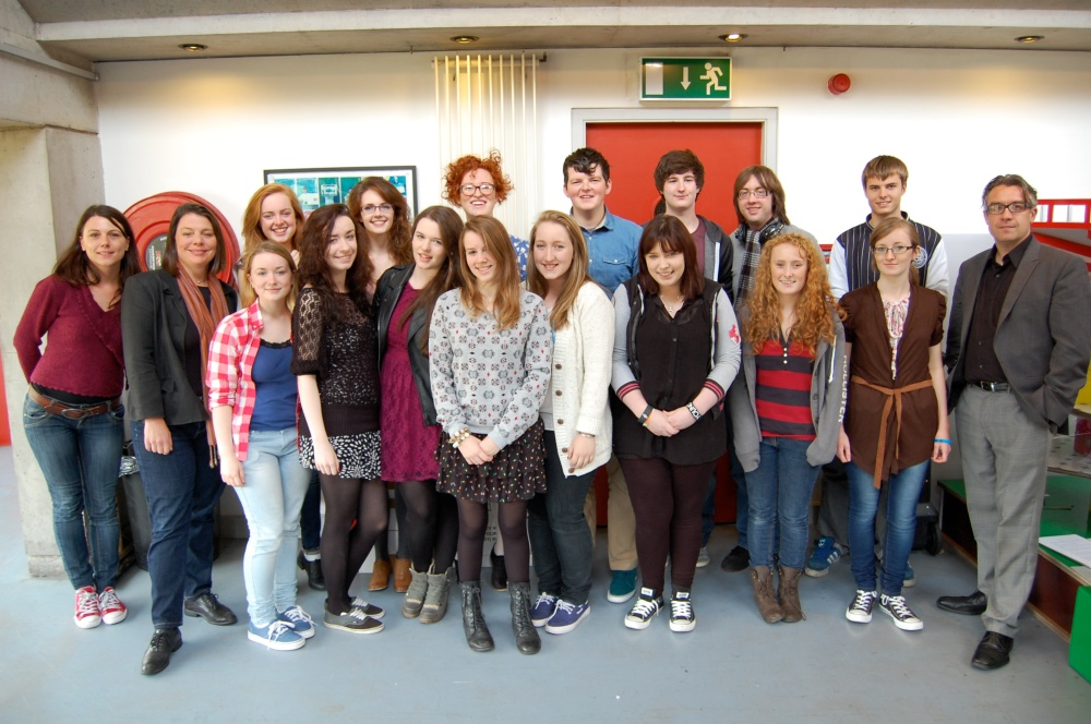 NAYD Young Critics at Dublin Theatre Festival 2012