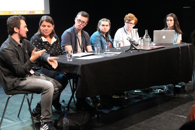 Young Critics Panel Discussion 2018